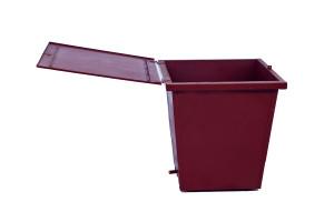 мусорный контейнер(с крышкой) ТБО МК-4