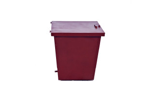 мусорный контейнер(с крышкой) ТБО МК-4.
